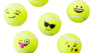 Types of Tennis Balls