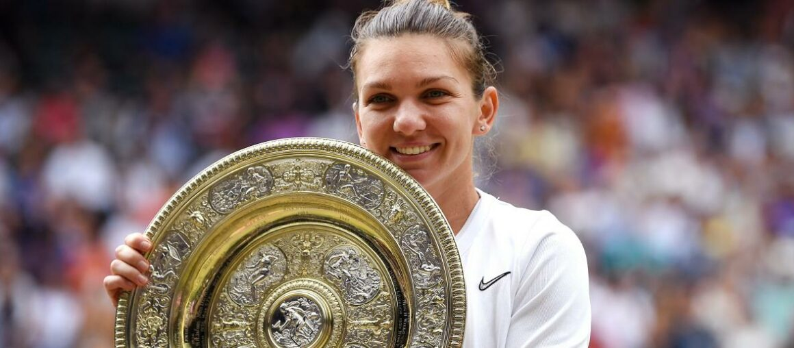 """""""I wanted this badly"""" - Simona Halep stuns Serena Williams for Wimbledon 2019 title"""