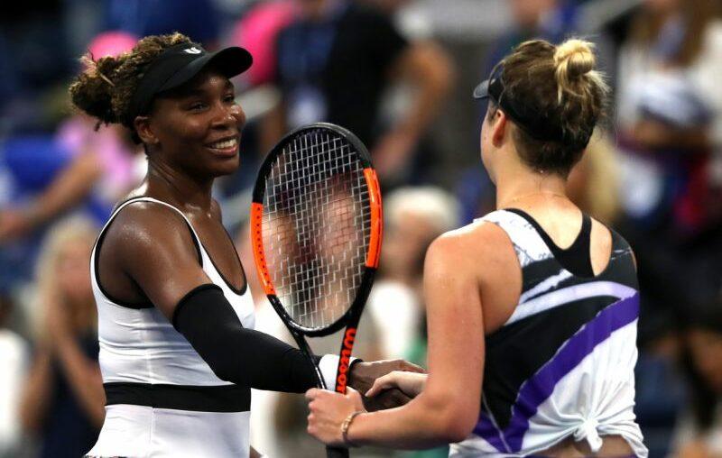 Svitolina beats Williams in US Open