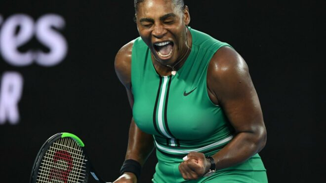 10 rules for success: Serena Williams